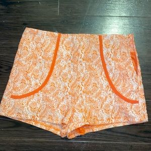 Boutique bright shorts!